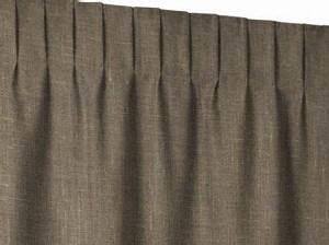Store En Lin : rideaux en lin unis sur mesure ~ Edinachiropracticcenter.com Idées de Décoration