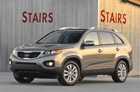 Kia Cuv by 2011 Kia Sorento Cuv Sees Daylight In La Autoevolution