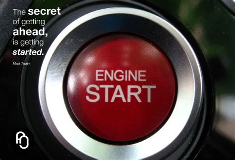 Focusnjoy #15 The Secret Of Getting Ahead Is Getting Started