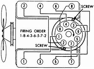 Gm 350 Firing Order Diagram