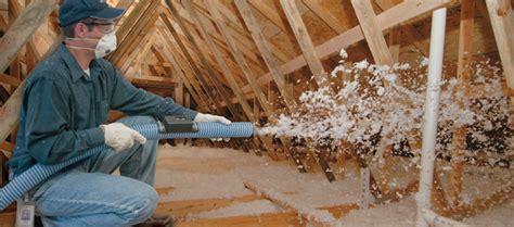truecomfort blown  fiber glass insulation blowing