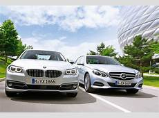 2014 BMW 530d vs MercedesBenz E350 Bluetec Comparison