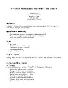 administrative assistant computer skills resume exle of technical skills