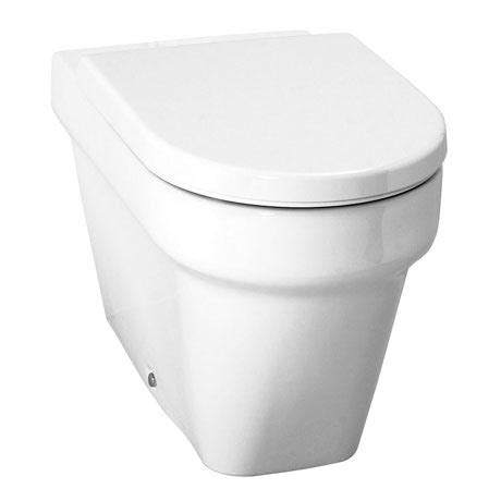 laufen form back to wall pan with toilet seat formwc2 at plumbing uk
