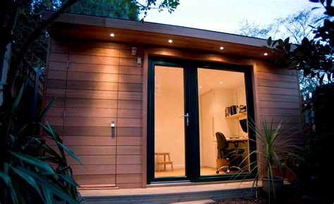Backyard Shed Office by Shedworking Garden Office With Shed