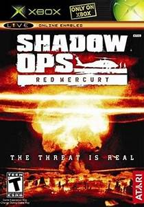 Shadow Ops Red Mercury Wikipedia
