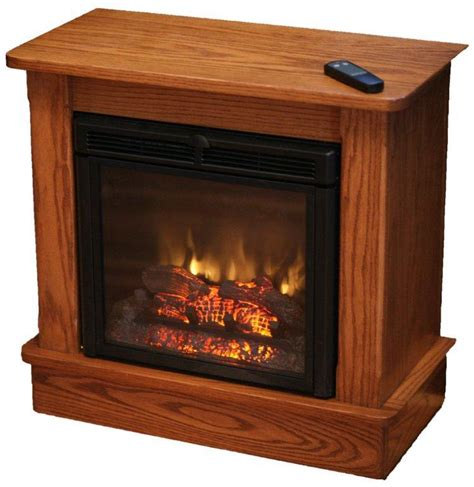 amish electric fireplace seneca electric fireplace with remote from dutchcrafters amish