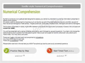 Prepare For Bp Saville Numerical  U0026 Verbal Tests