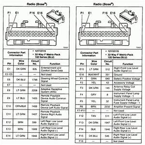 Factory radio wiring diagram wiring diagram and for Delco radio wiring 2002 impala also delphi delco radio wiring diagram