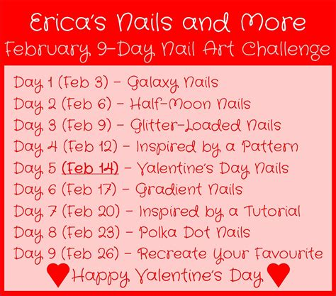 Erica's Nails And More February 2013