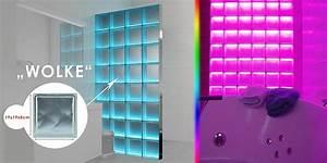 Duschwand Aus Glasbausteinen : led glasbausteine f r duschwand mit farbwechsel raumteiler mit licht ~ Sanjose-hotels-ca.com Haus und Dekorationen