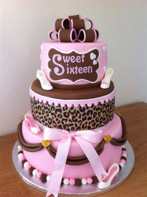 taart decoratie ideeen leuk idee voor een sweet sixteen taart sweet sixteen