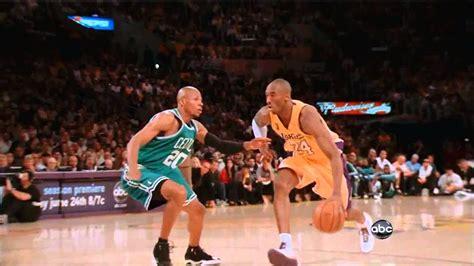 kobe bryant full series highlights  boston celtics