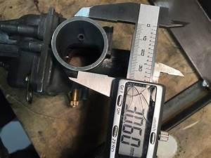Mikuni Vm-24 Carburetor Identification