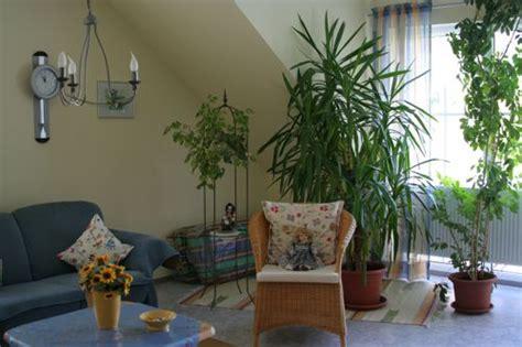 Wohnzimmer Pflanze Groß by Ferienwohnung Dietz Bad Staffelstein Ferienwohnung