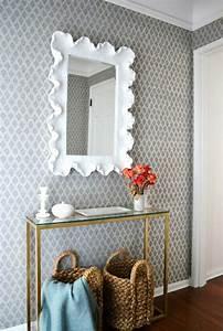Tapete Mit Eigenem Foto : tapete in grau stilvolle vorschl ge f r wandgestaltung ~ Sanjose-hotels-ca.com Haus und Dekorationen
