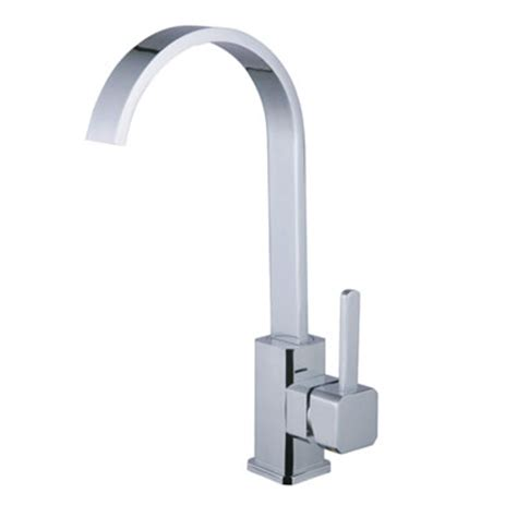 square kitchen faucet contemporary kitchen faucet afreakatheart