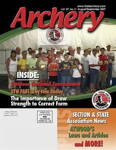 Aug/Sept 07 by National Field Archery Association - issuu