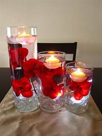 candle centerpiece ideas Coming up with various floating candle centerpiece designs ...