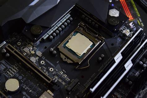 Intel 8th Gen Coffee Lake 6 Core Processor Specifications