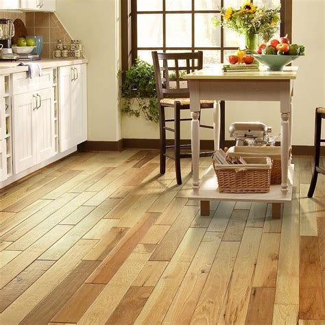 Engineered or Solid Hardwood Flooring For The Kitchen?