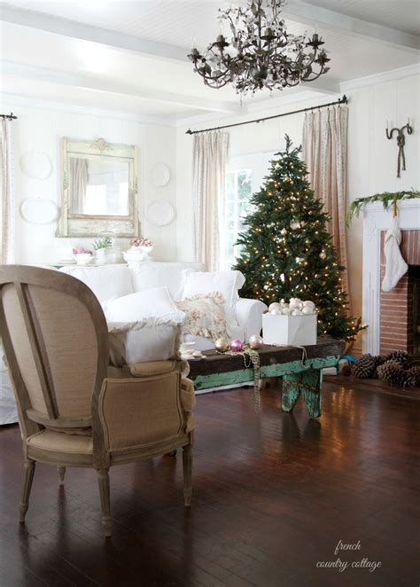 Romantic Lifestyle Peek French Country Cottage