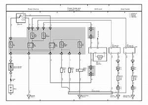 2002 Toyota Avalon Radio Wiring Diagram