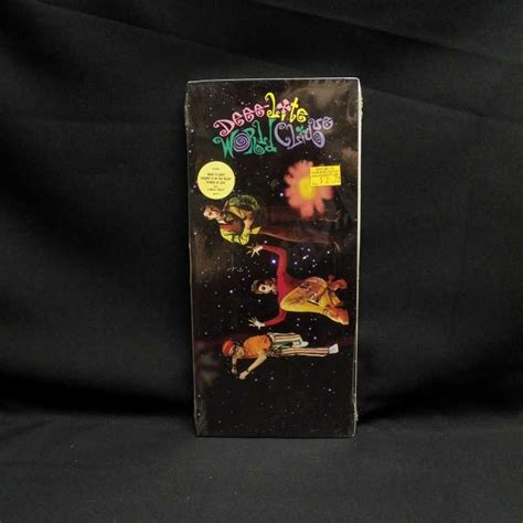 Sealed Cd Long Box Deee-lite World Clique 1990 Elektra