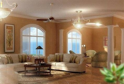 living room with columns pillars living rooms columns