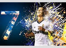 Football Cristiano Rolando 2013 HD Wallpaper