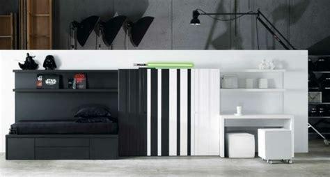 d馗oration chambre noir et blanc décoration chambre ado moderne en quelques bonnes idées