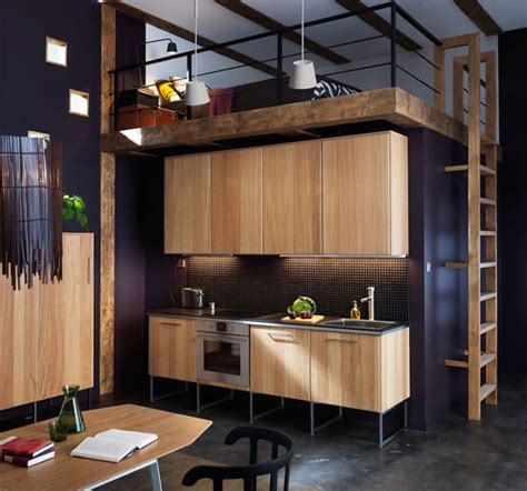 cuisine noir mat and smart metod kitchen by ikea digsdigs