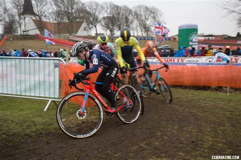 team usa junior men cyclocross world championships