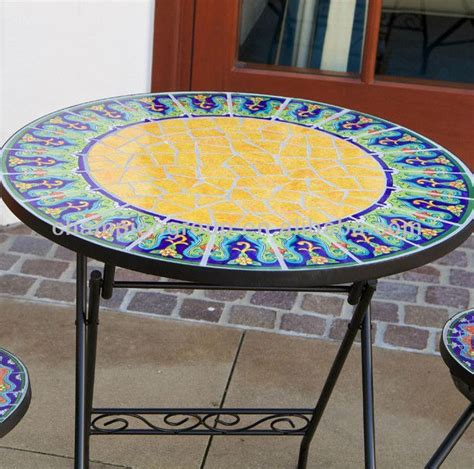 mexican tile coffee table mosaic table patterns mosaic tile bistro table mosaics