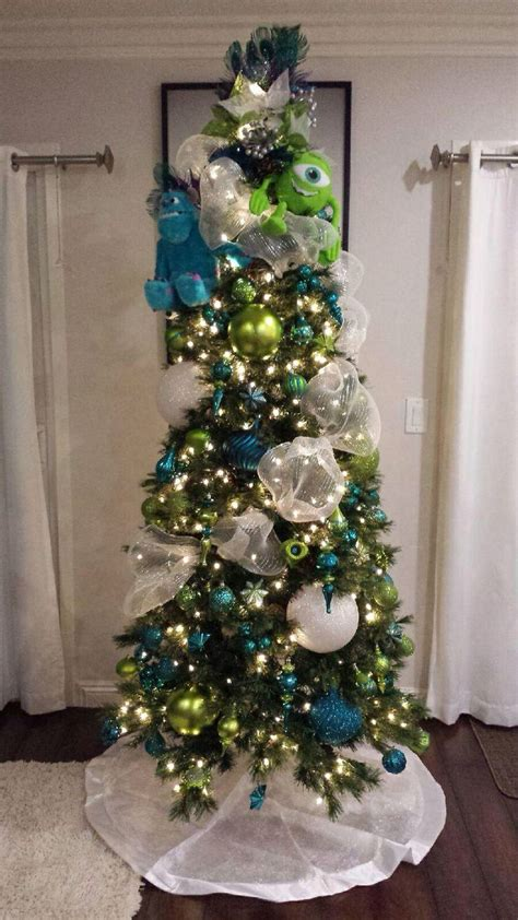 amazing disney christmas tree decorations ideas