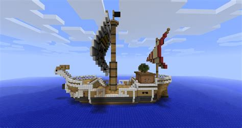 The Going Merry Minecraft Project
