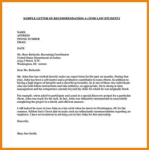 college letter  recommendation template sales slip