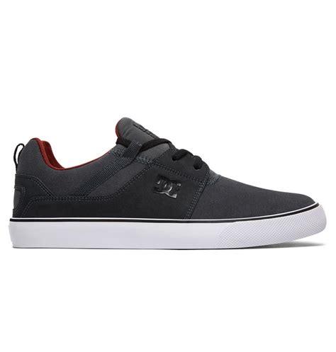 barato dc heathrow se zapatillas para hombres gris cvcgblq heathrow vulc se zapatos para hombre 3613373257628 dc shoes