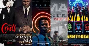 5, New, Movie, Releases, On, May, 2021