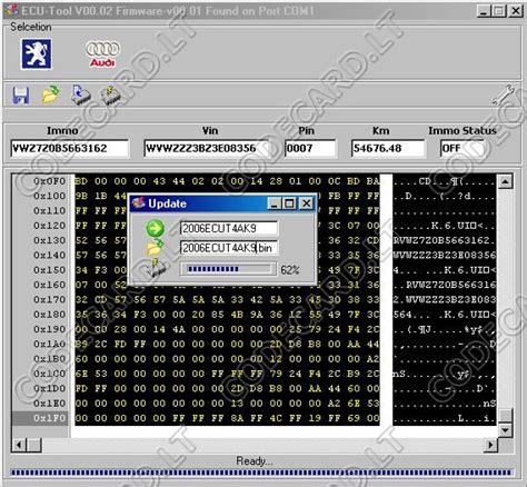 ecu reader zaawansowane narzędzie do odczytu zapisu i