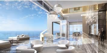 custom home builder floor plans mansions at acqualina luxury oceanfront condos in