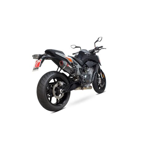 Scorpio Ala Duke by Scorpion Serket Slip On Till Ktm 790 Duke 18 Hojstyling Se