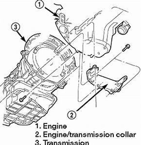 Howtorepairguide Com  545rfe Automatic Transmission Removal