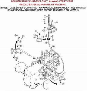 580 Case Backhoe Brake Diagram