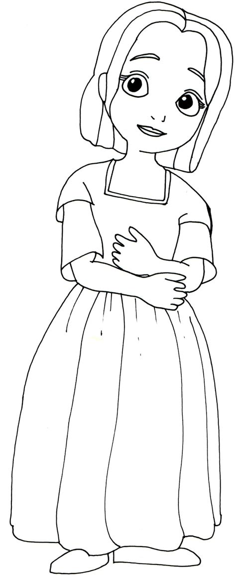 sofia   coloring pages jade sofia