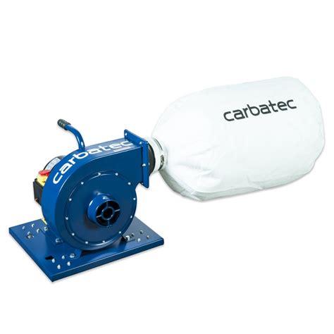 carbatec economy single bag dust extractor  hp dust