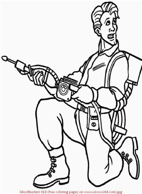 coloring pages ghostbusters coloring home