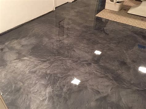 Metallic Epoxy Flooring  Tiffin, Ohio