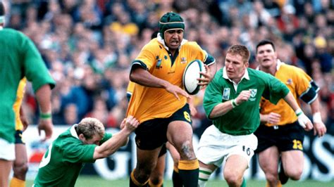 Toutai kefu (born april 8, 1974 in tonga) is a rugby player who won 60 caps playing at number eight for the australian rugby union side (the wallabies). The Gods of Rugby Heaven: The number eights | Bendigo Advertiser