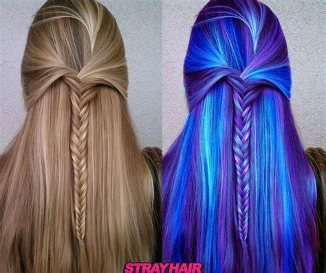 Photoshopped Hair Color Looks Really Good Strayhair
